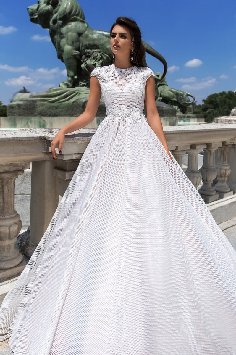 Wedding Dresses-Collections «Alfreda»