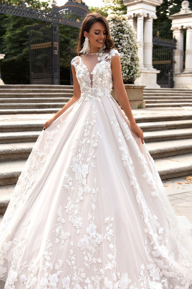 Wedding Dresses-Collections «Alhertina»
