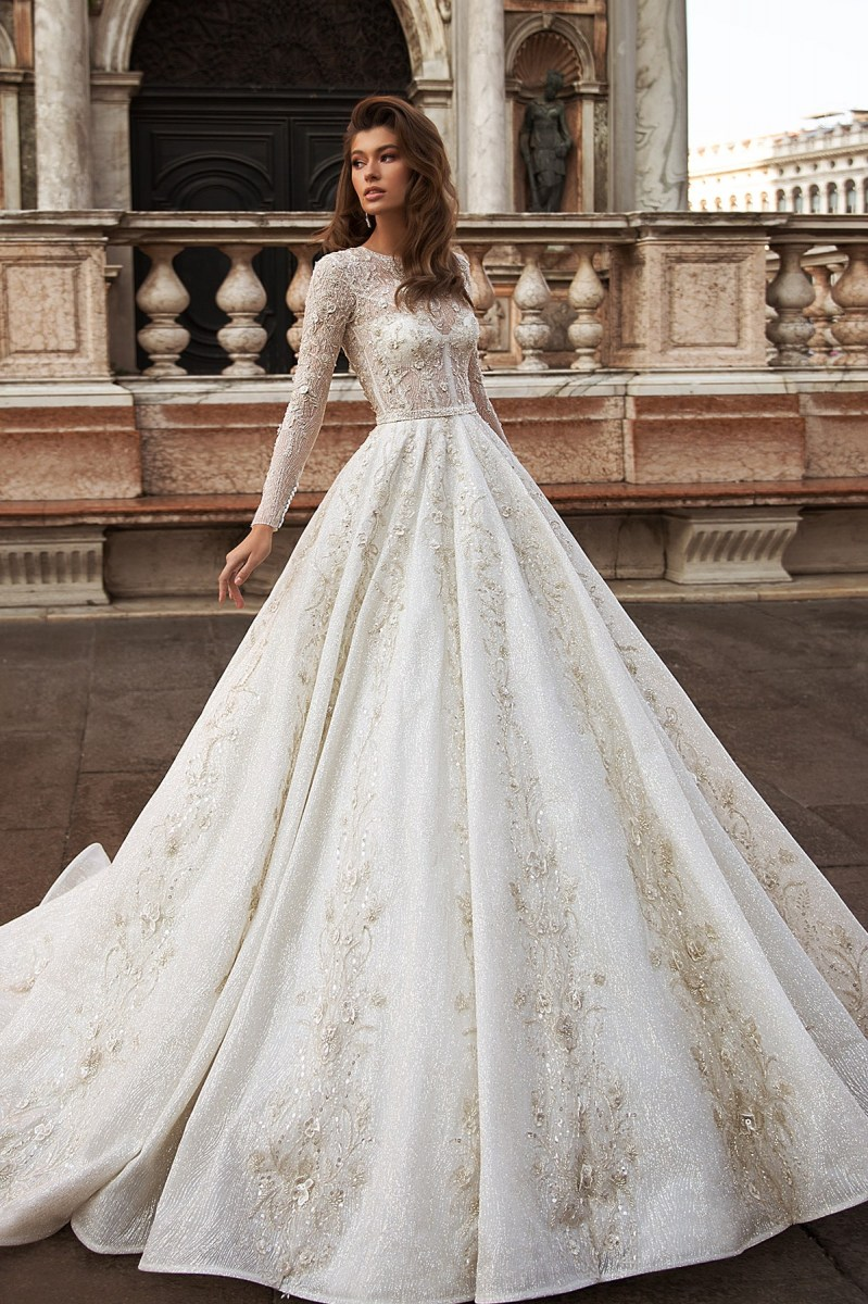 Wedding Dresses-Collections «Anzola»