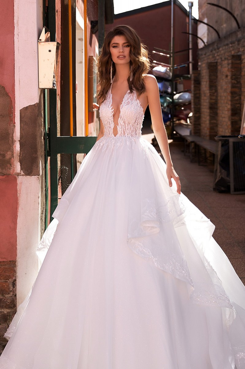 Wedding Dresses-Collections «Benetta»