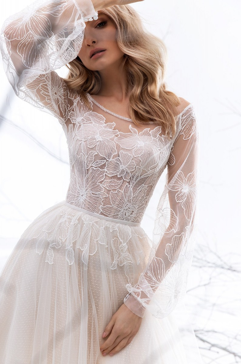 Wedding Dresses-Collections «Carrie»