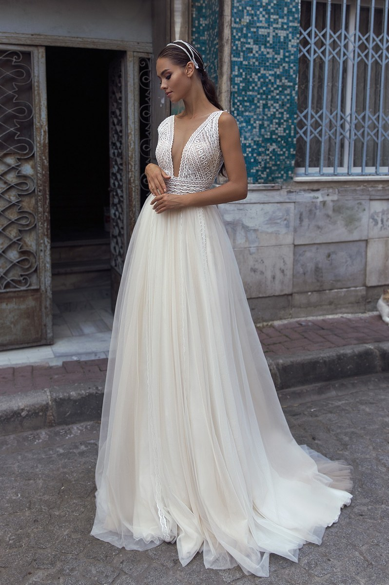 Wedding Dresses-Collections «Kora»
