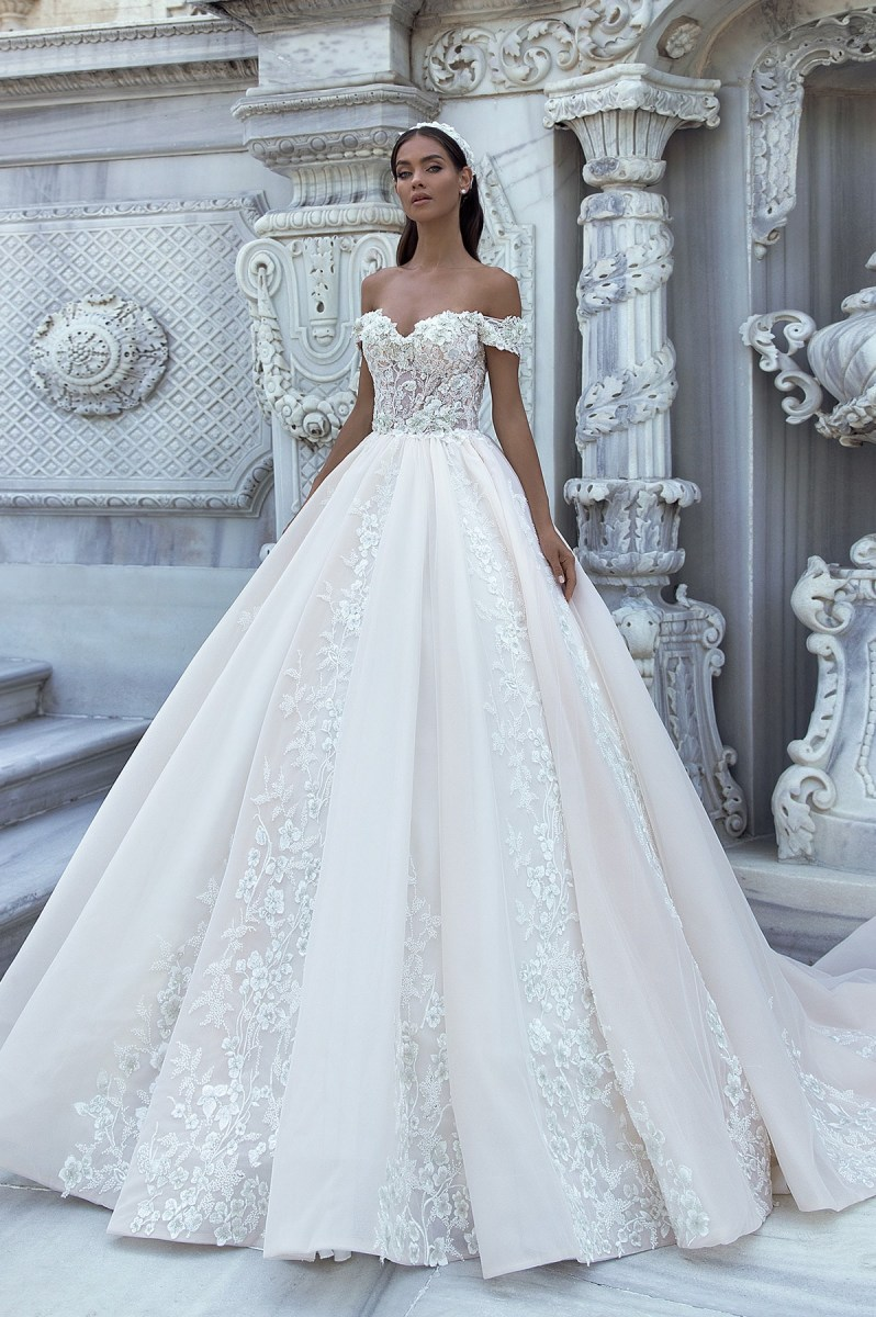 Wedding Dresses-Collections «Lyra»