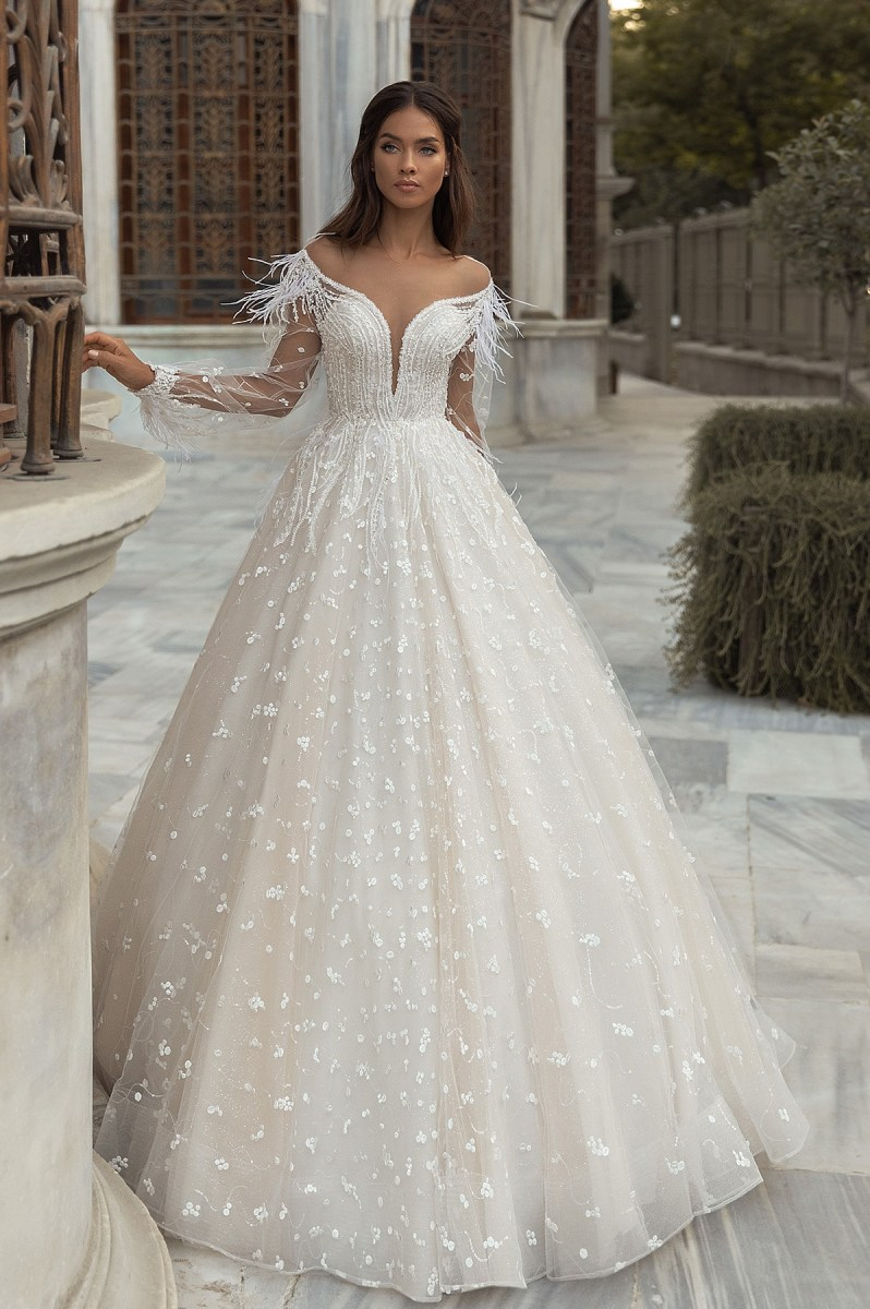 Wedding Dresses-Collections «Aliyah»