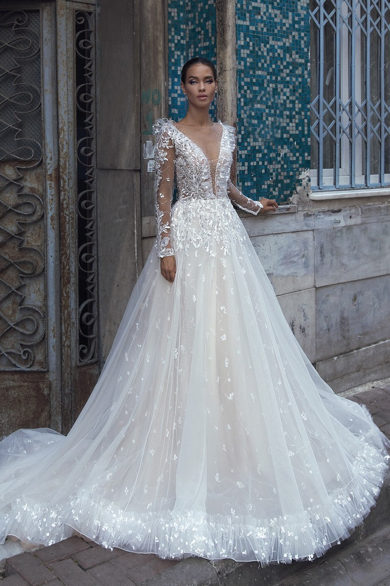 Wedding Dresses-Collections «Nora»