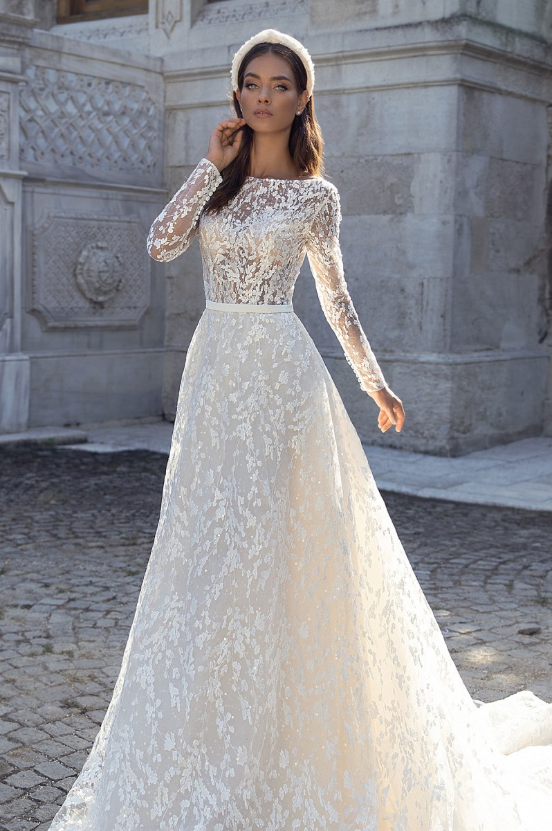 Wedding Dresses-Collections «Addison»