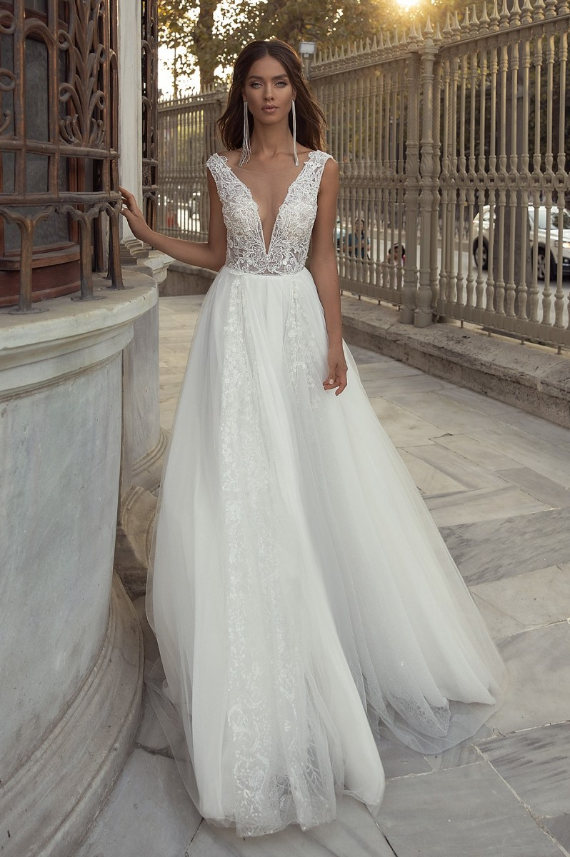 Wedding Dresses-Collections «Cadence»