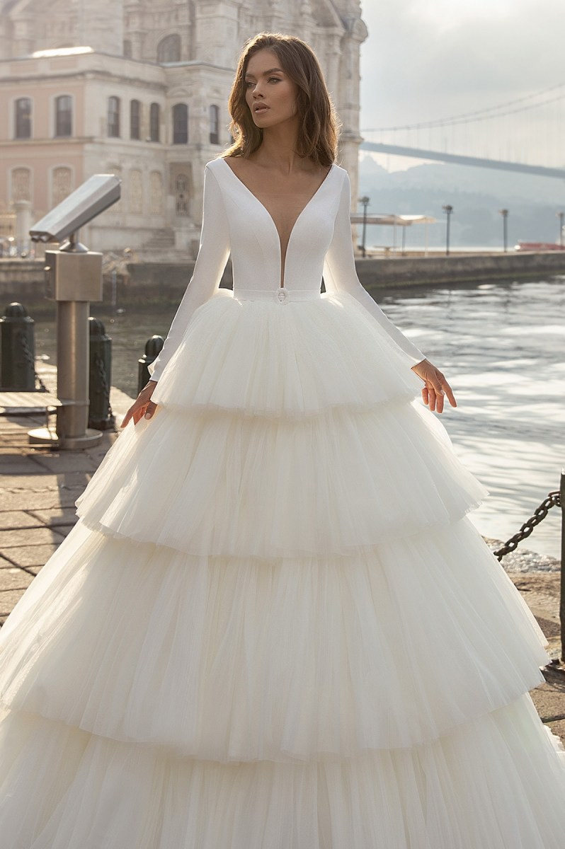 Wedding Dresses-Collections «Delilah»