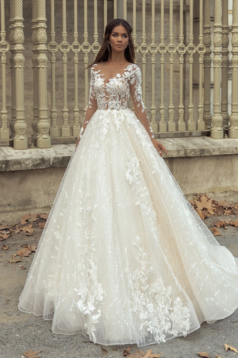 Wedding Dresses-Collections «Evelyn»