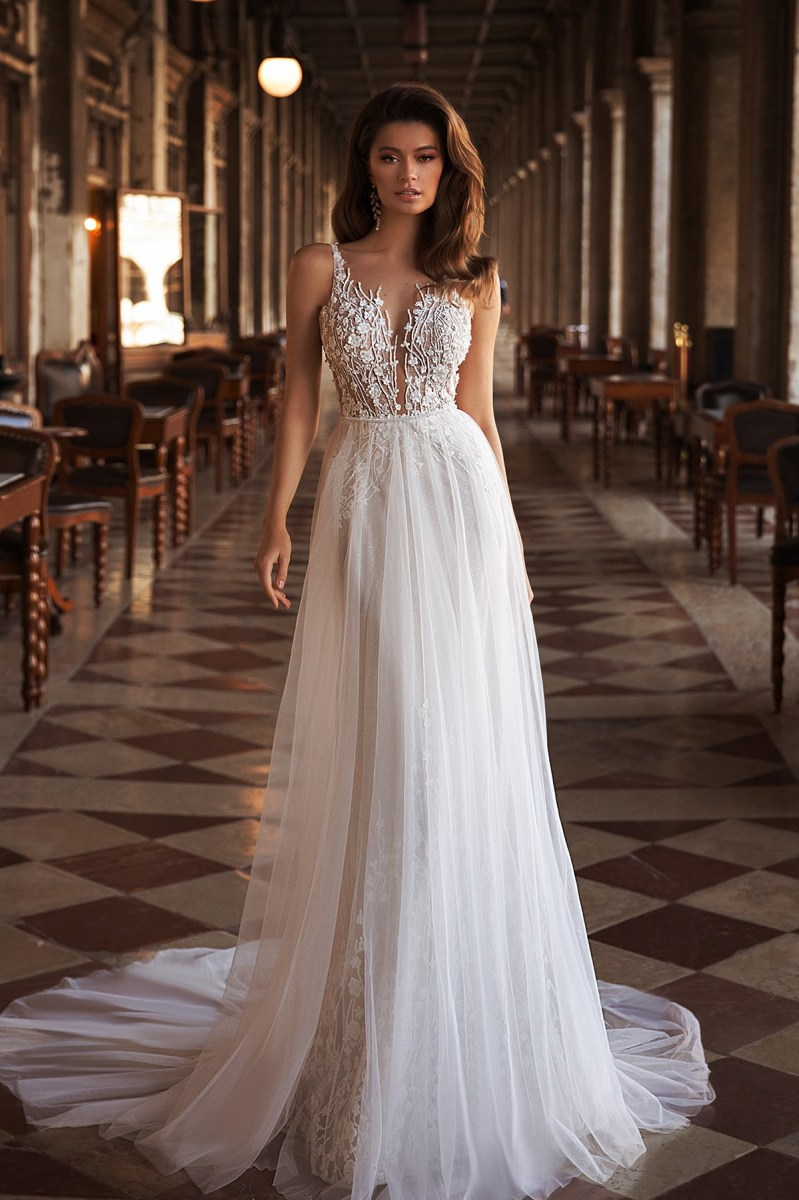 Wedding Dresses-Collections «Cecilia»