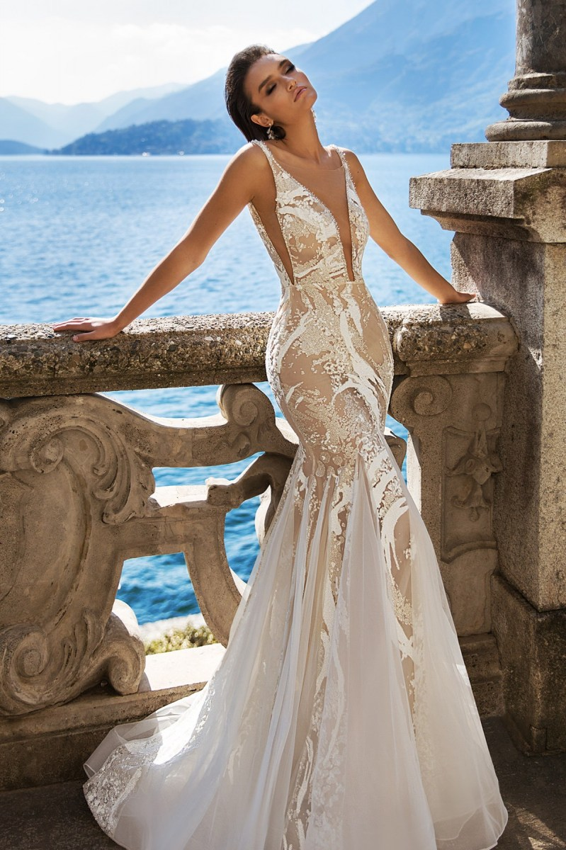 Wedding Dresses-Collections «Camilla»