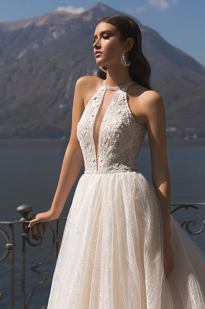 Wedding Dresses-Collections «Delina»