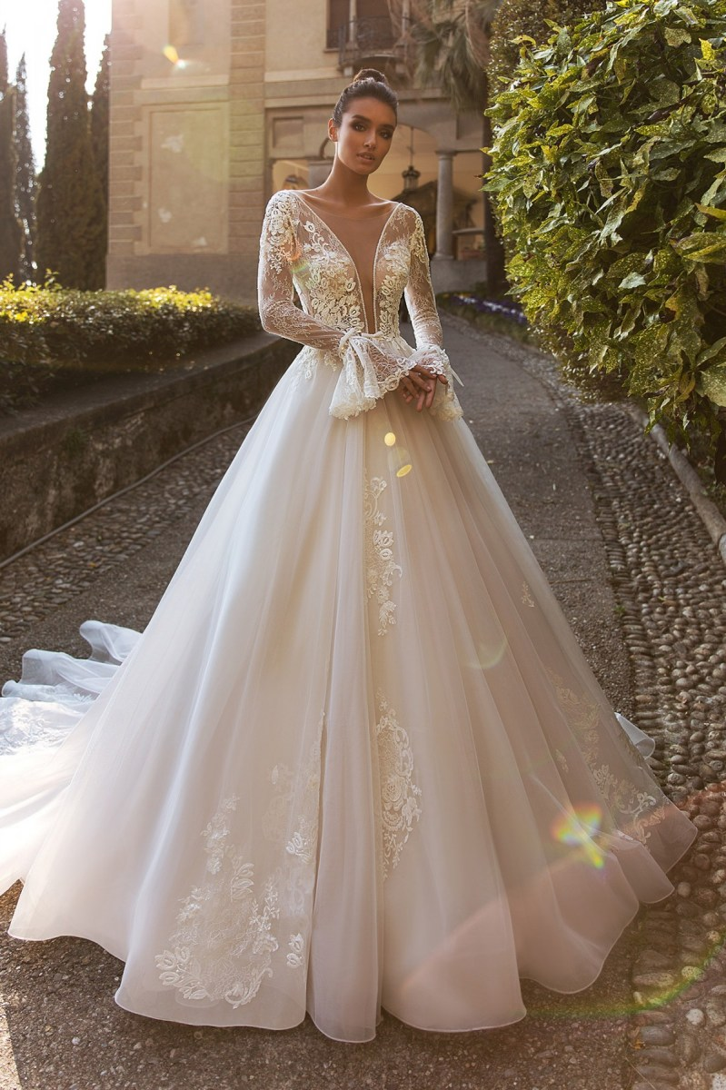 Wedding Dresses-Collections «Donatella»