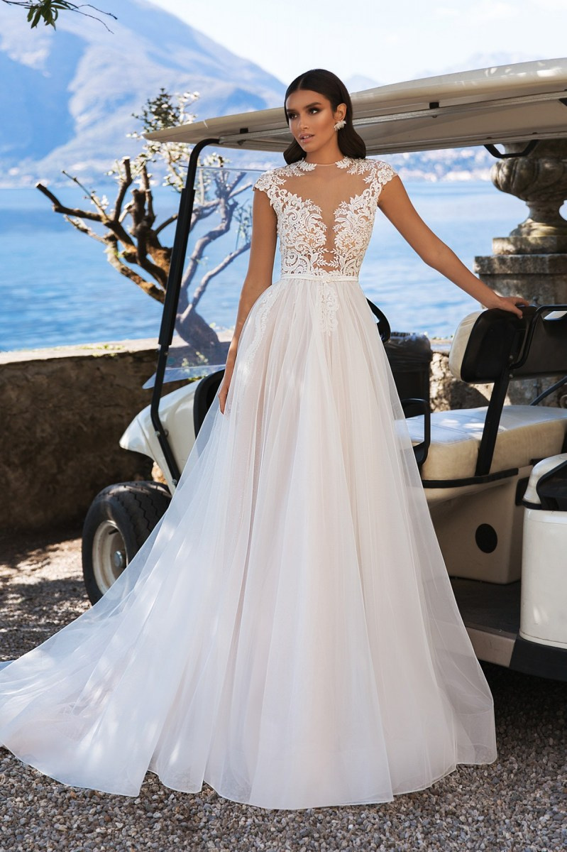 Wedding Dresses-Collections «Morena»