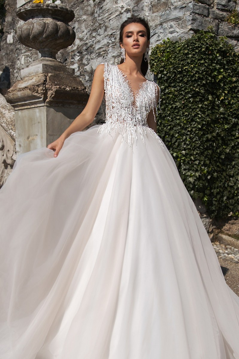 Wedding Dresses-Collections «Priscilla»