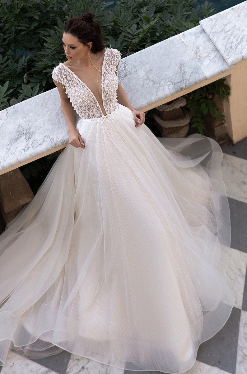 Wedding Dresses-Collections «Daria»