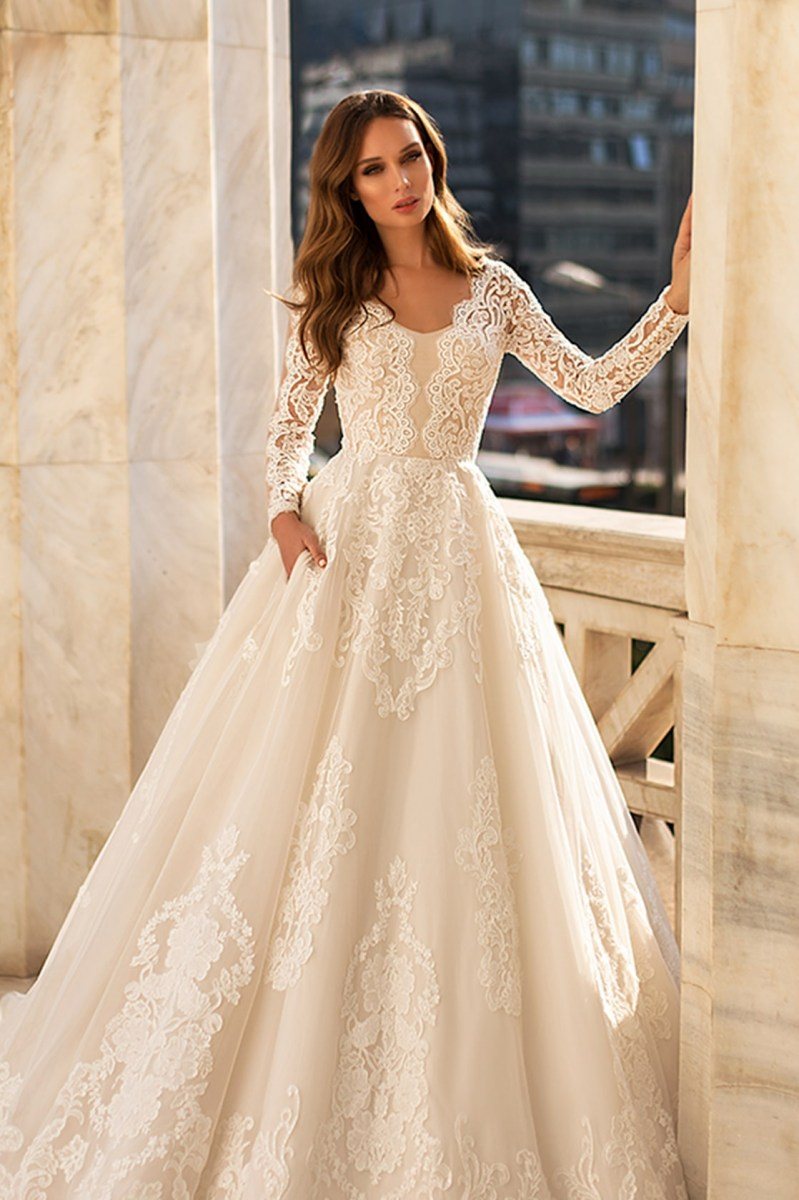 Wedding Dresses-Collections «Demetra»