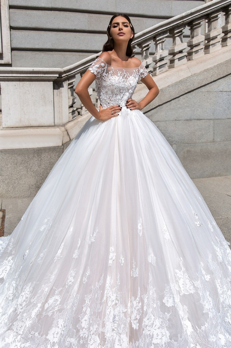 Wedding Dresses-Collections «Dionisa»