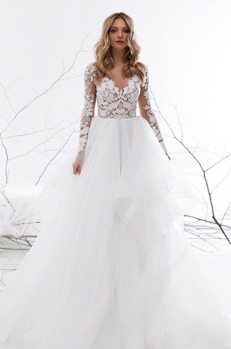 Wedding Dresses-Collections «Dolly»