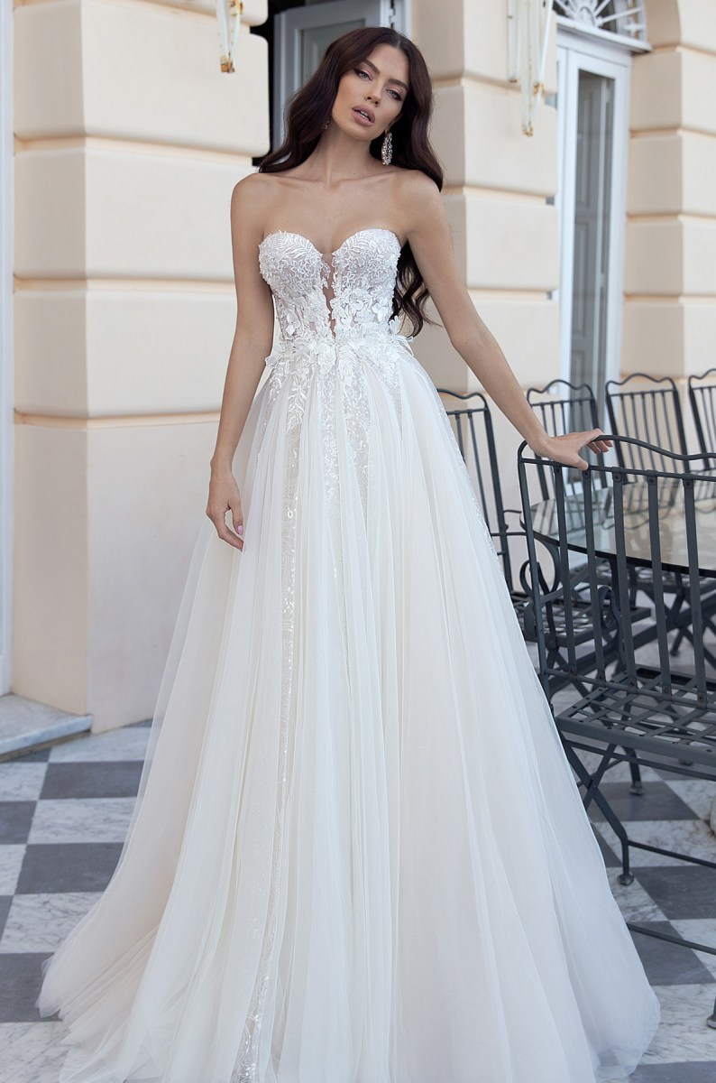 Wedding Dresses-Collections «Dolores»