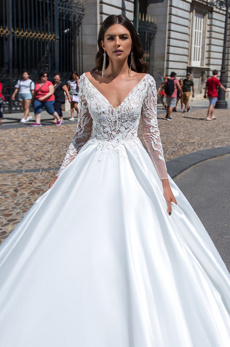 Wedding Dresses-Collections «Edmunda»