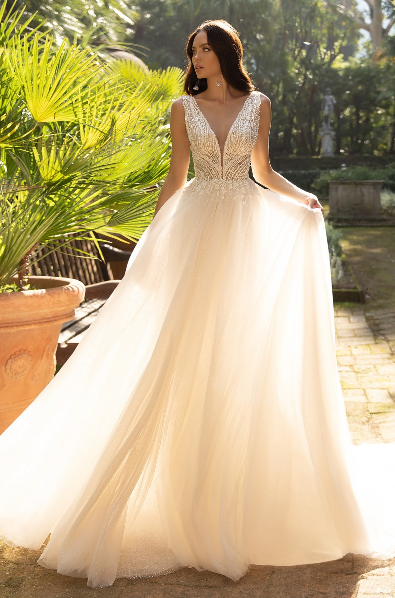 Wedding Dresses-Collections «Etta»