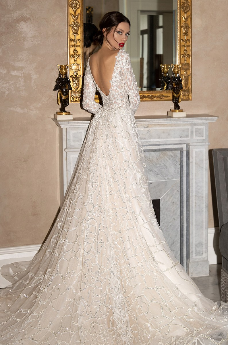 Wedding Dresses-Collections «Fabrizia»