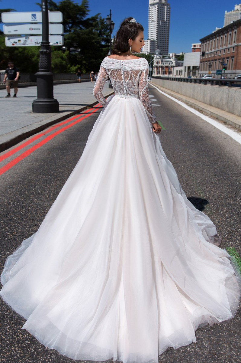 Wedding Dresses-Collections «Facunda»