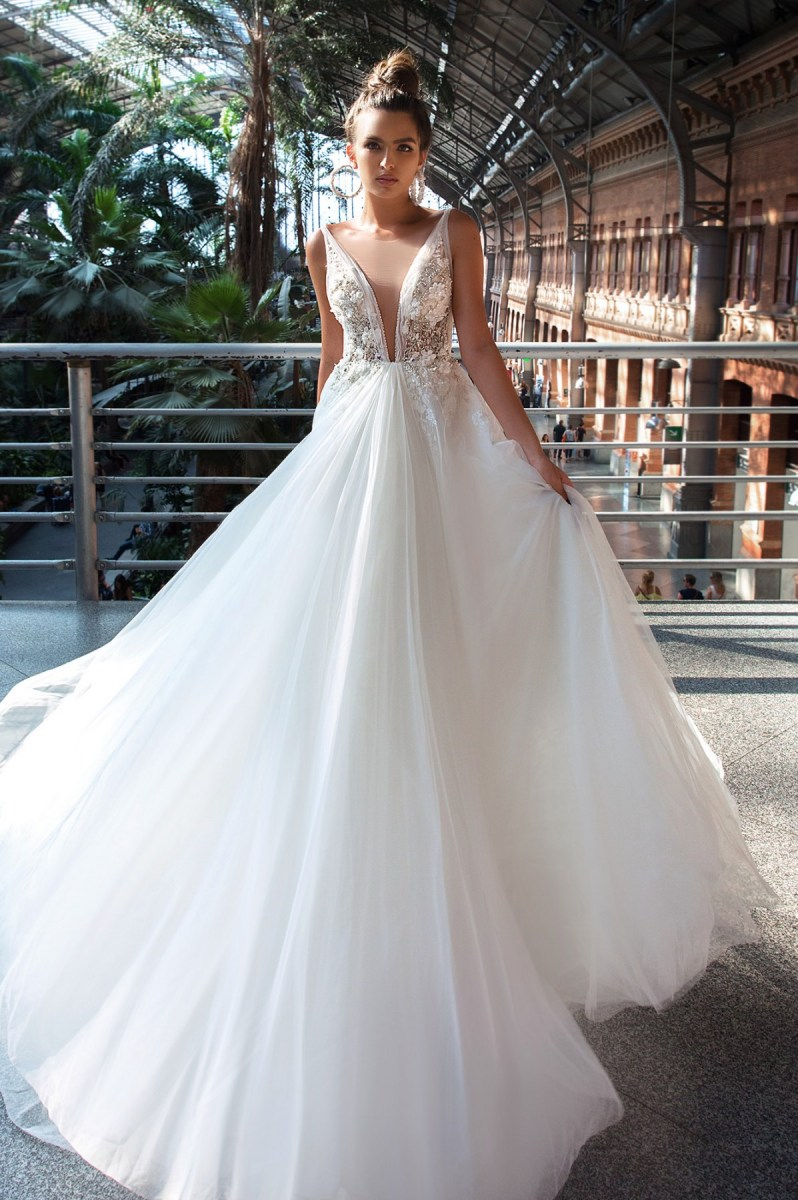 Wedding Dresses-Collections «Ferrol»