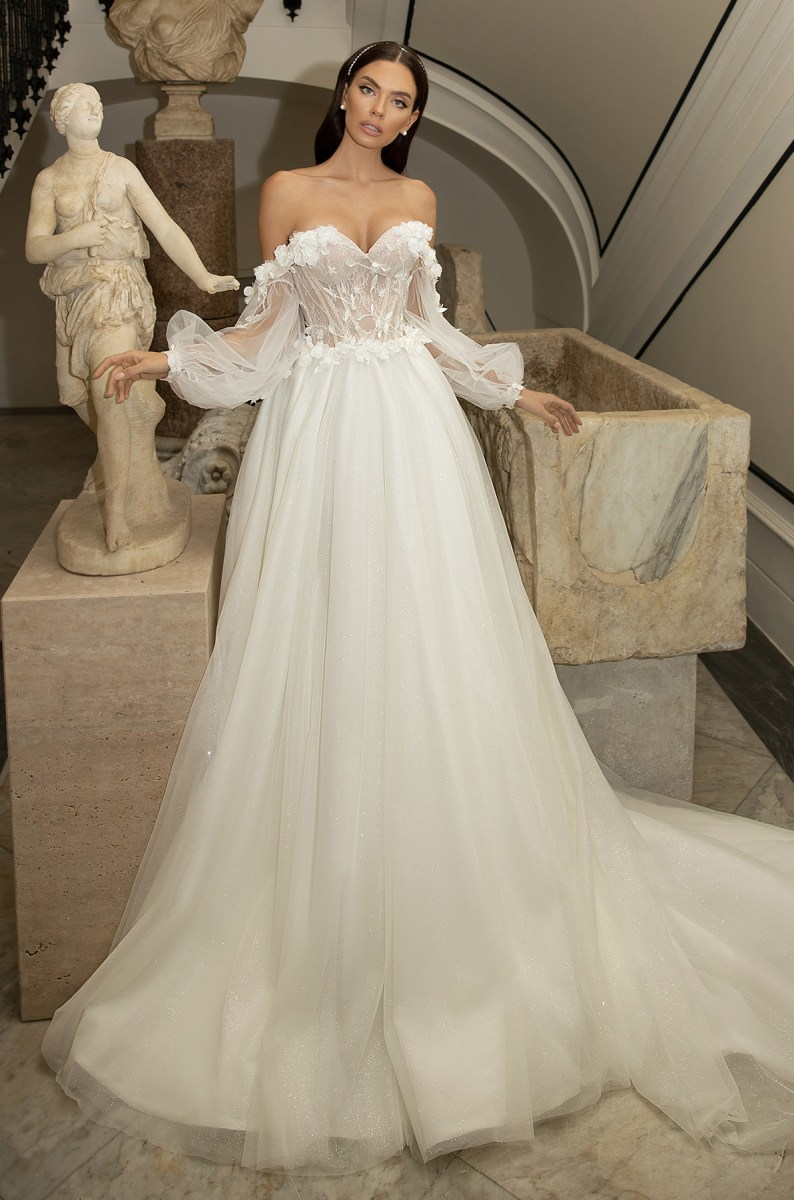 Wedding Dresses-Collections «Fiama»