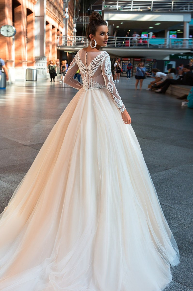 Wedding Dresses-Collections «Florinia»