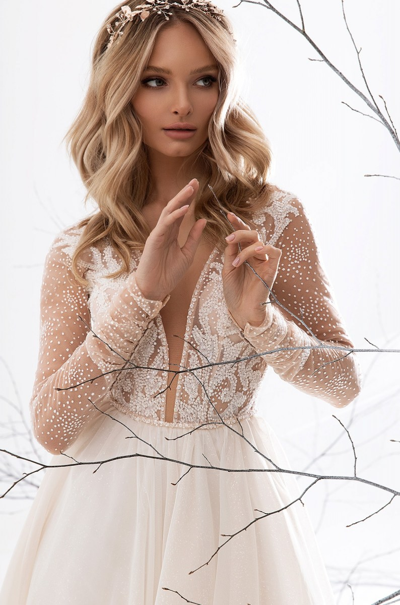 Wedding Dresses-Collections «Gina»