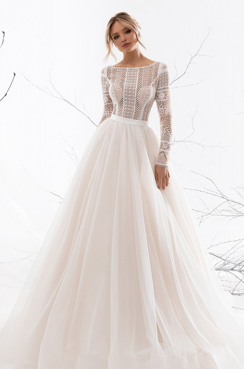 Wedding Dresses-Collections «Harper»