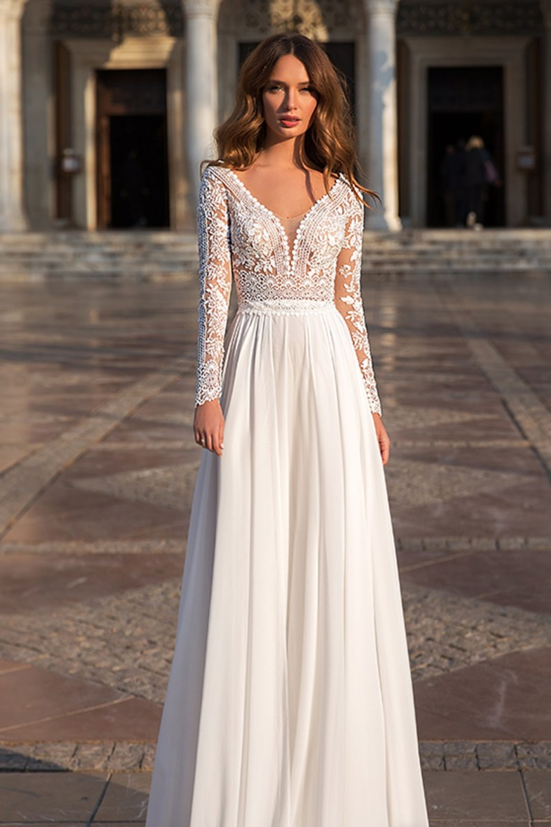 Wedding Dresses-Collections «Hilton»