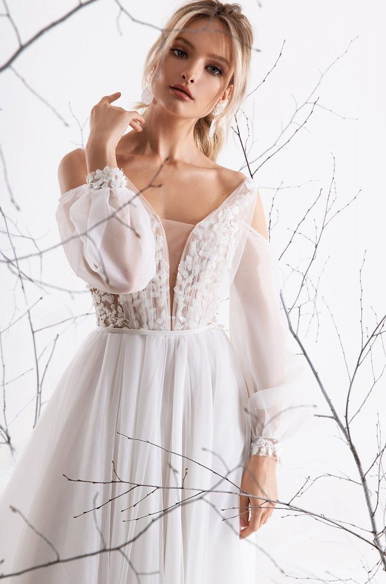Wedding Dresses-Collections «Jill»