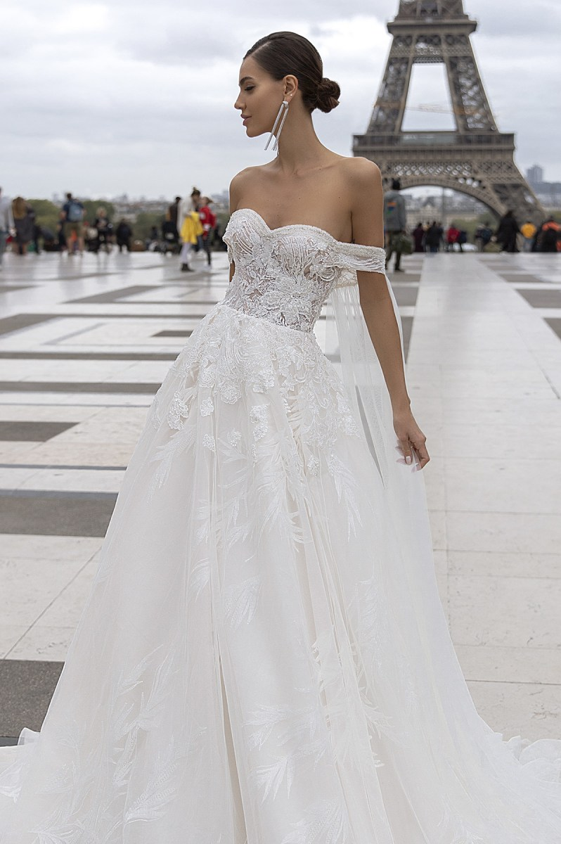 Wedding Dresses-Collections «Clemence»
