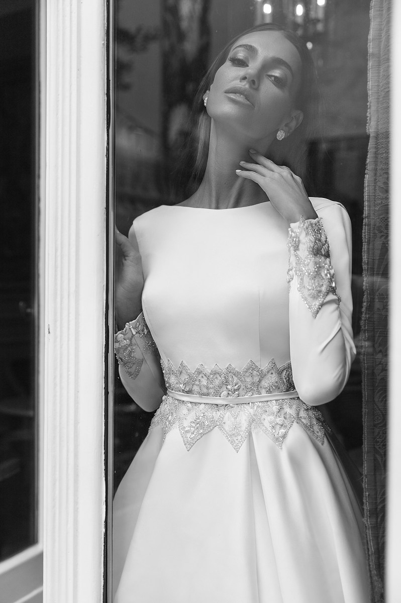 Wedding Dresses-Collections «Laurence»