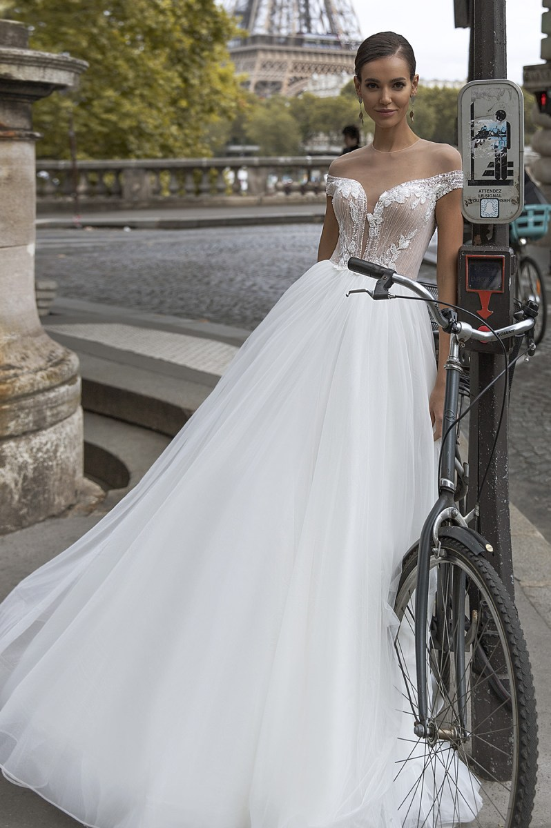 Wedding Dresses-Collections «Marie»