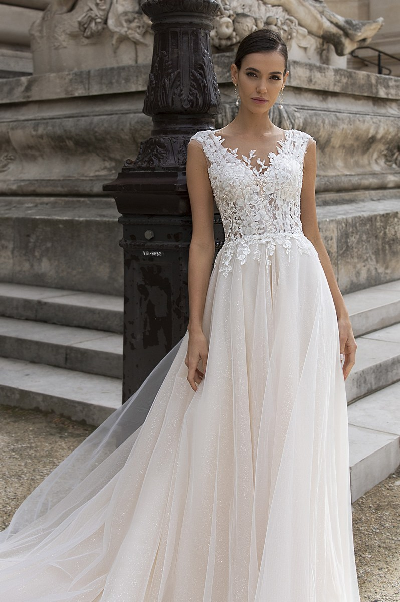 Wedding Dresses-Collections «Odette»