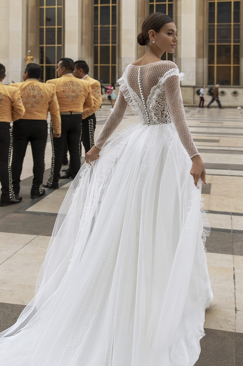 Wedding Dresses-Collections «Rose»