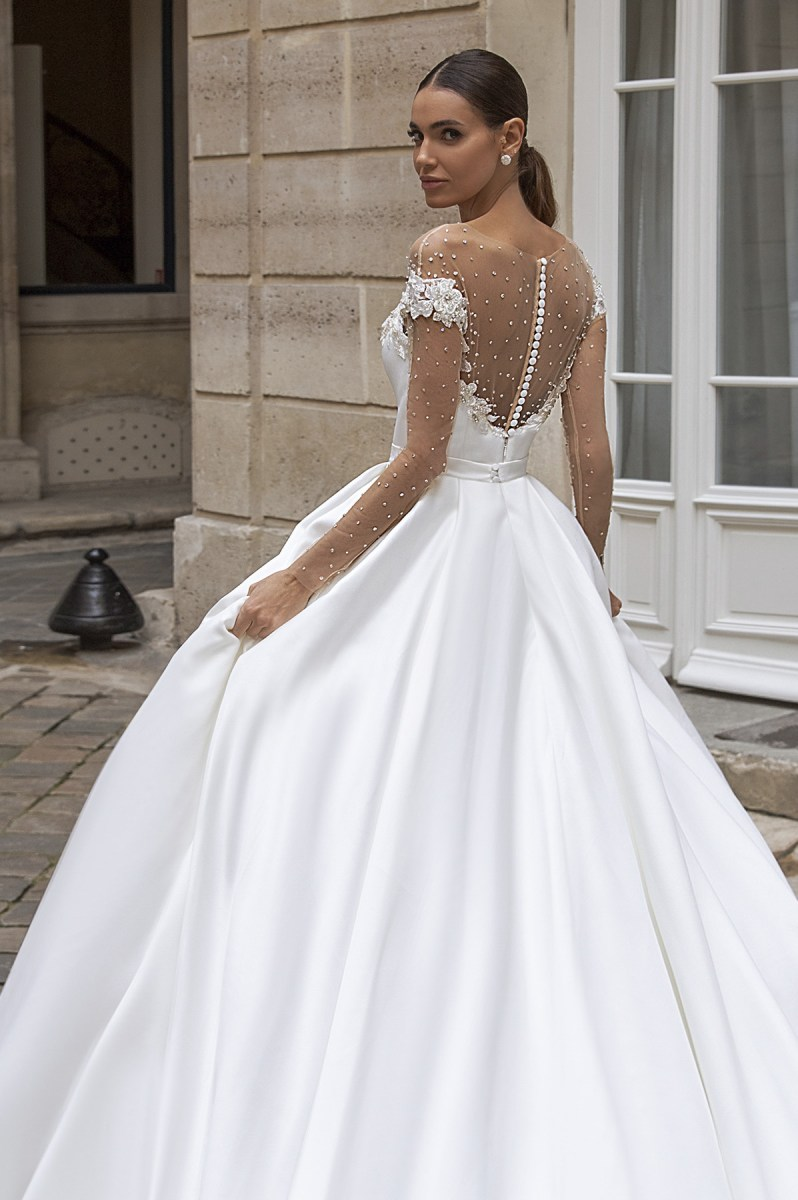 Wedding Dresses-Collections «Sylvie»