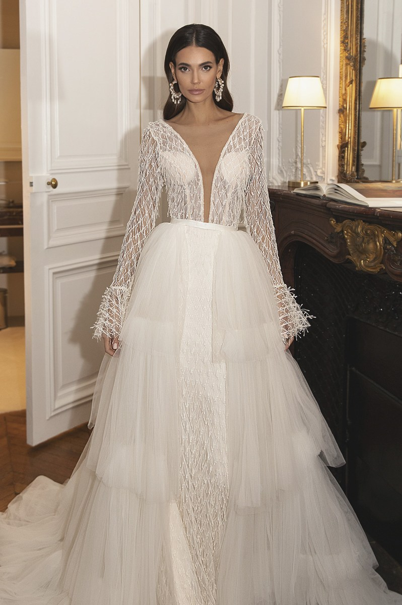Wedding Dresses-Collections «Aurelie»