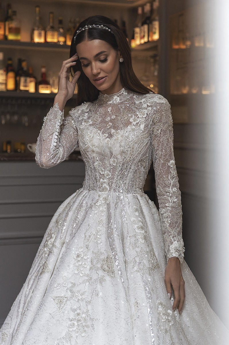 Wedding Dresses-Collections «Belle»