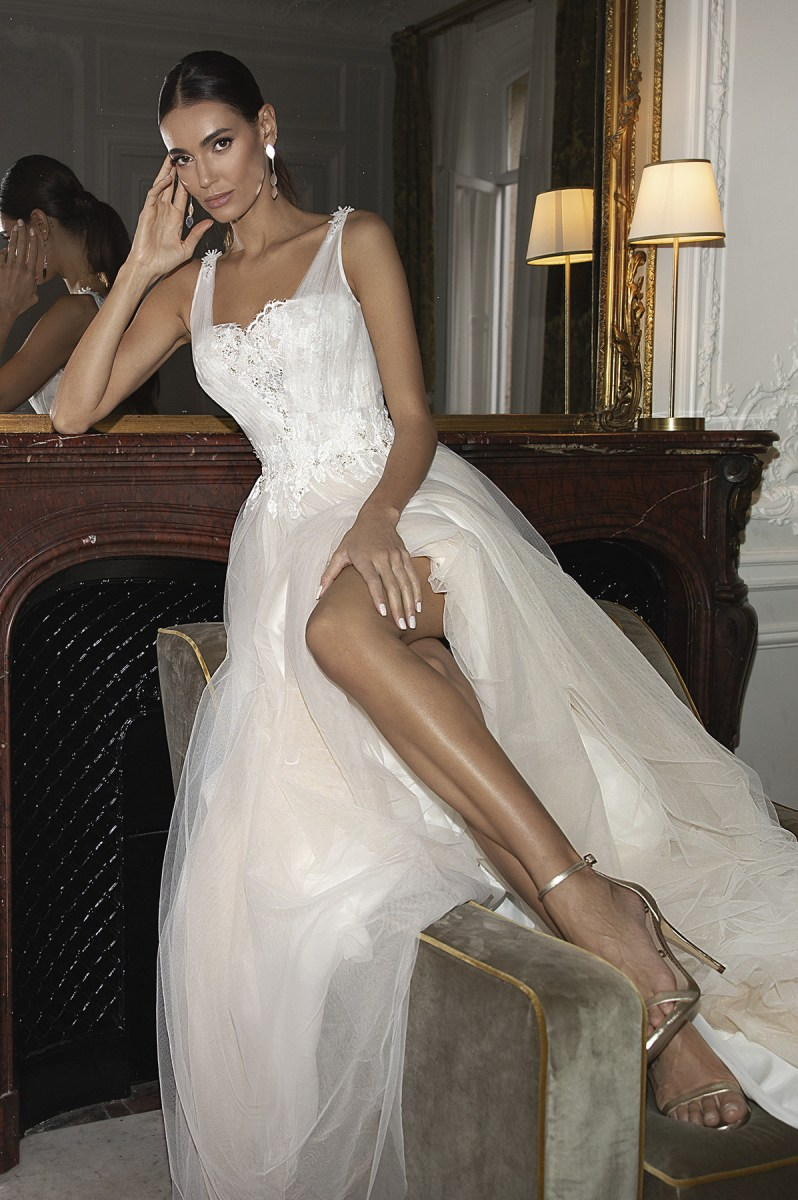 Wedding Dresses-Collections «Bonnie»
