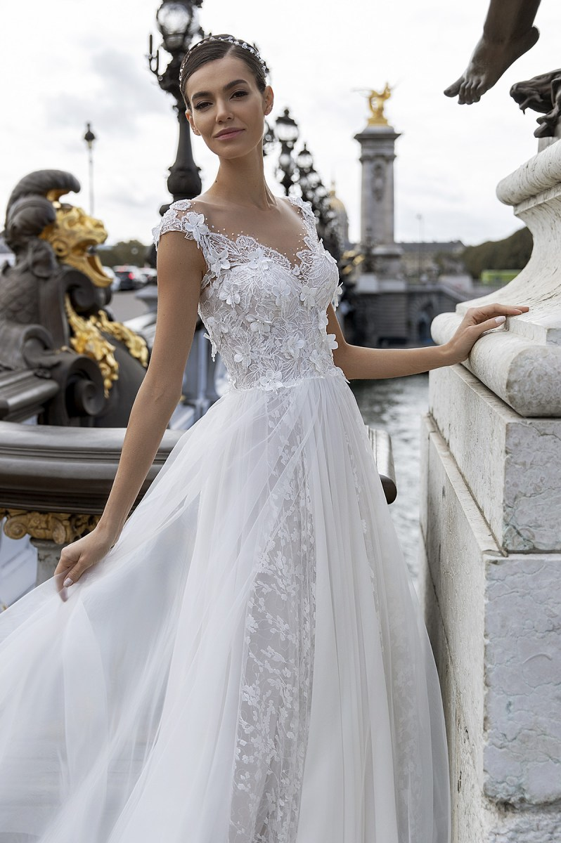 Wedding Dresses-Collections «Celine»