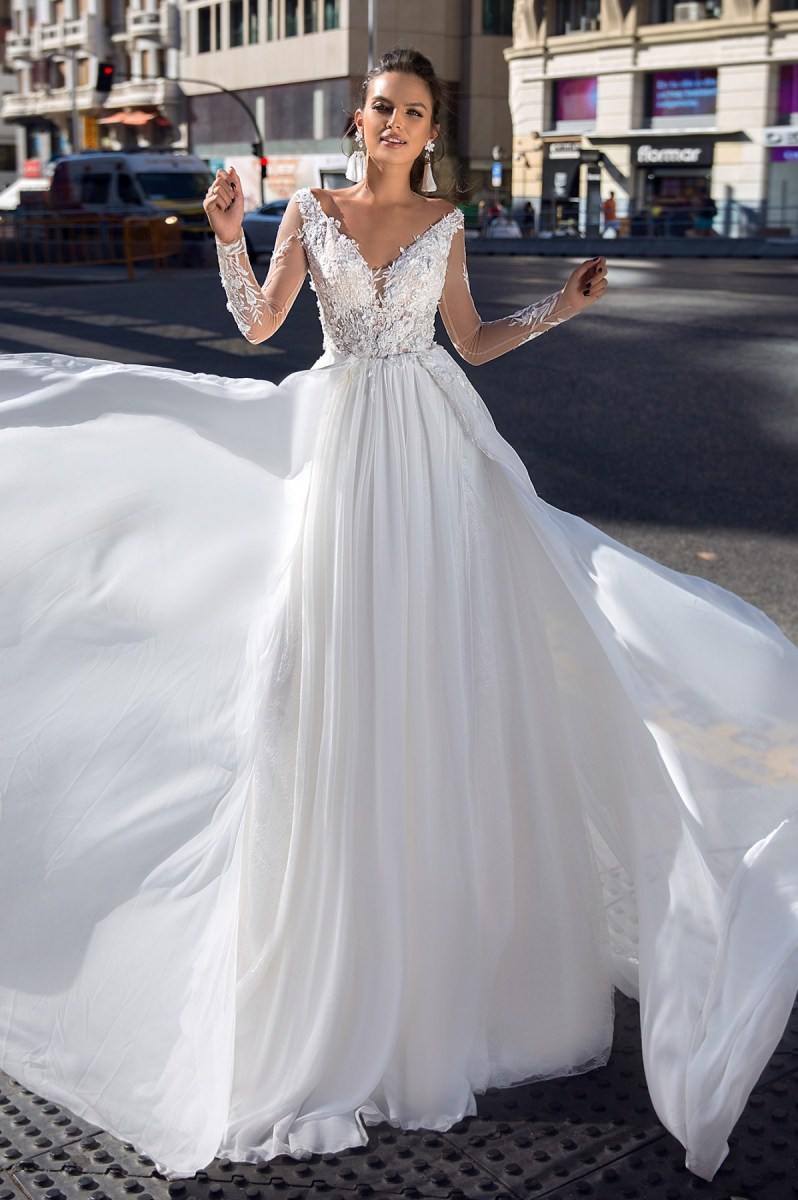 Wedding Dresses-Collections «Malia»