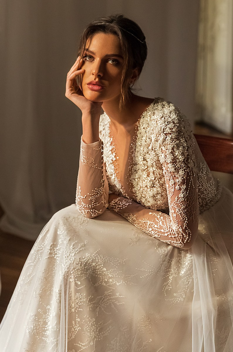 Wedding Dresses-Collections «Morgan»-2