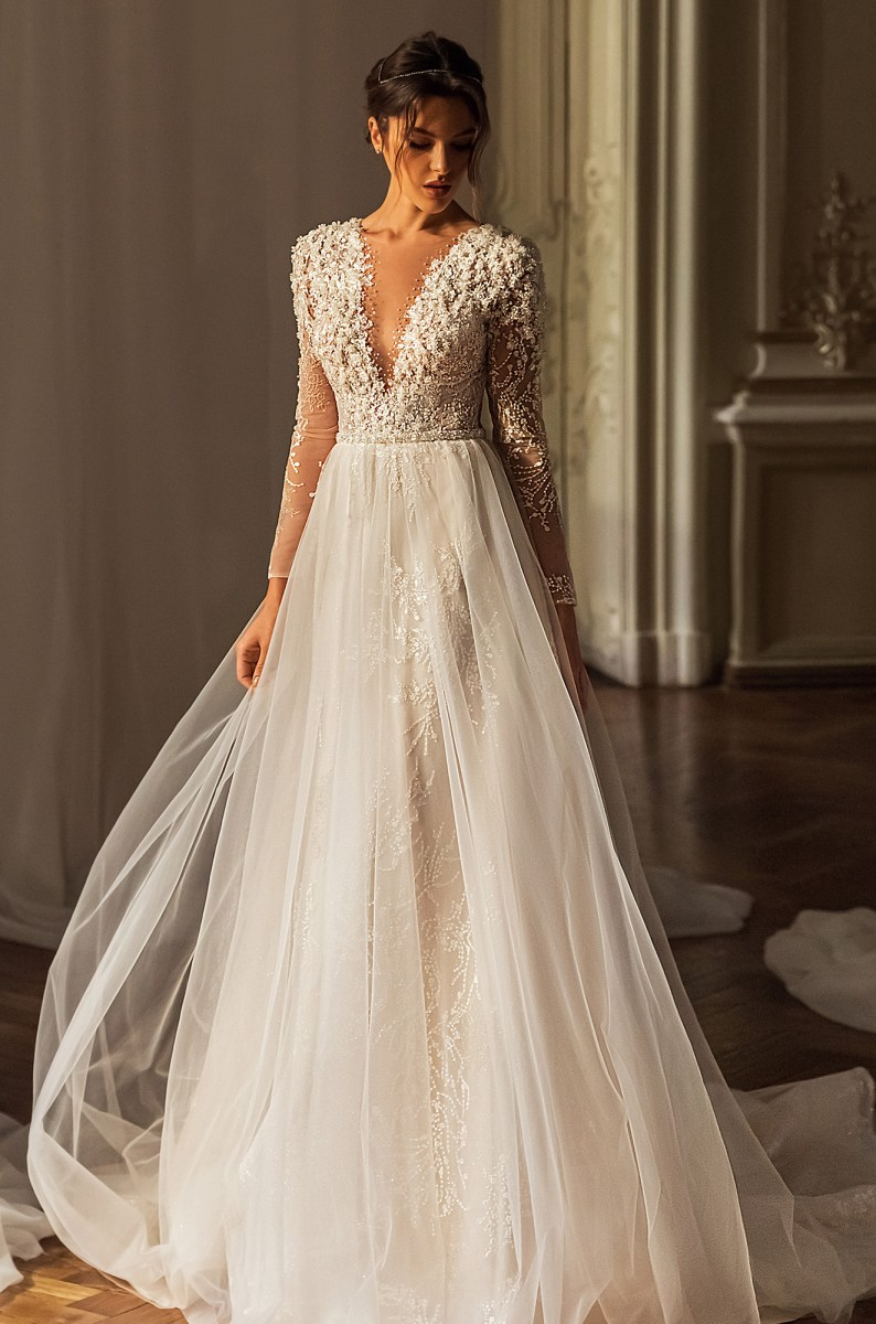 Wedding Dresses-Collections «Morgan»