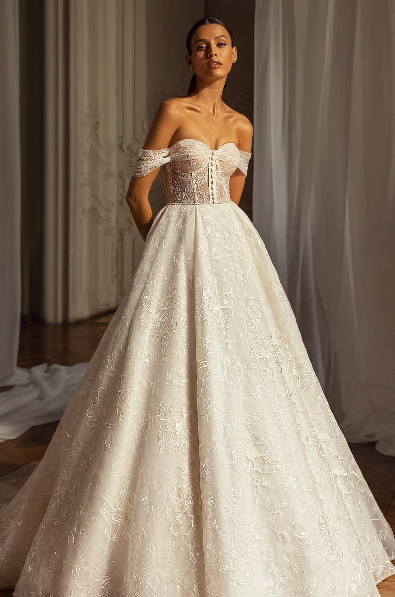 Wedding Dresses-Collections «Olivia»-2
