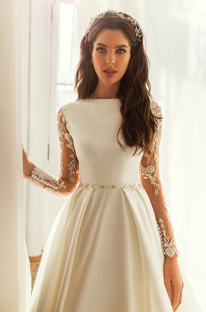 Wedding Dresses-Collections «Paige»-2